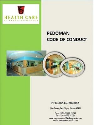 Krakatau Medika Code of Conduct - RS Krakatau Medika